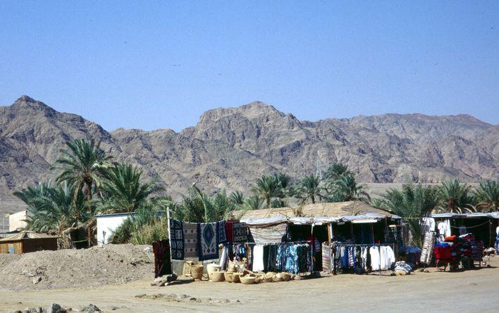 Sinai 02 - Bedouin settlement