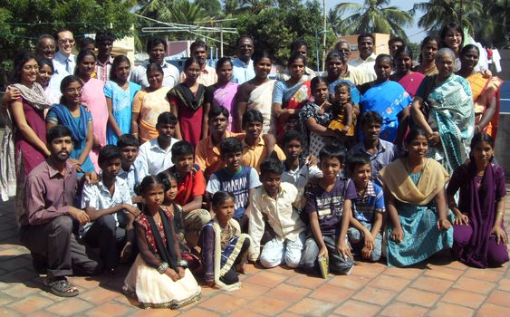 Chennai Church 01