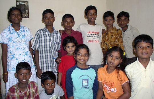 Chennai Church 05 - Church gathering in Madhavaram