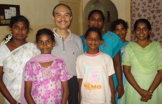 Chennai Church 07 - Pastor See Chuan's visit to Chennai