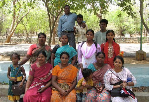 Chennai Church 13 - Sunday School Outing to Zoo